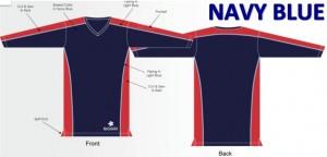 Riada Navy Blue