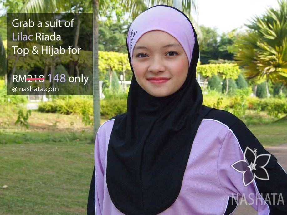 activewear muslimah