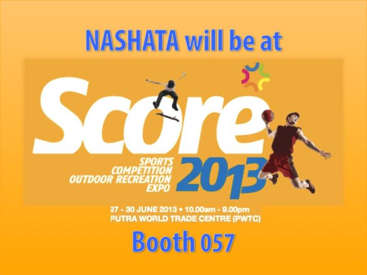 Nashata at Score