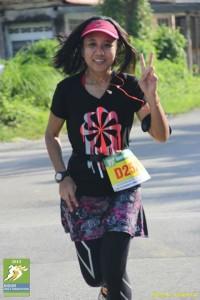 Eda runs