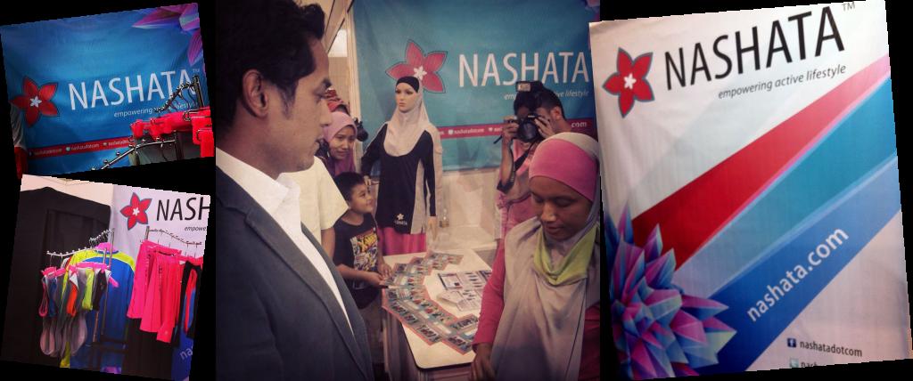 Nashata Booth