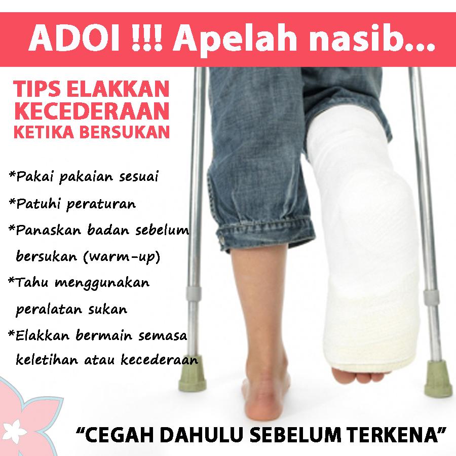 Tips kurangkan kecederaan_1