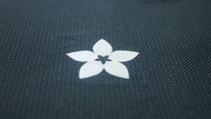 Reflective logo nashata
