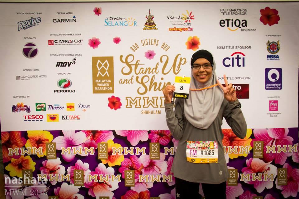 Young Marathoner