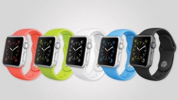 Colors of Apple Watch