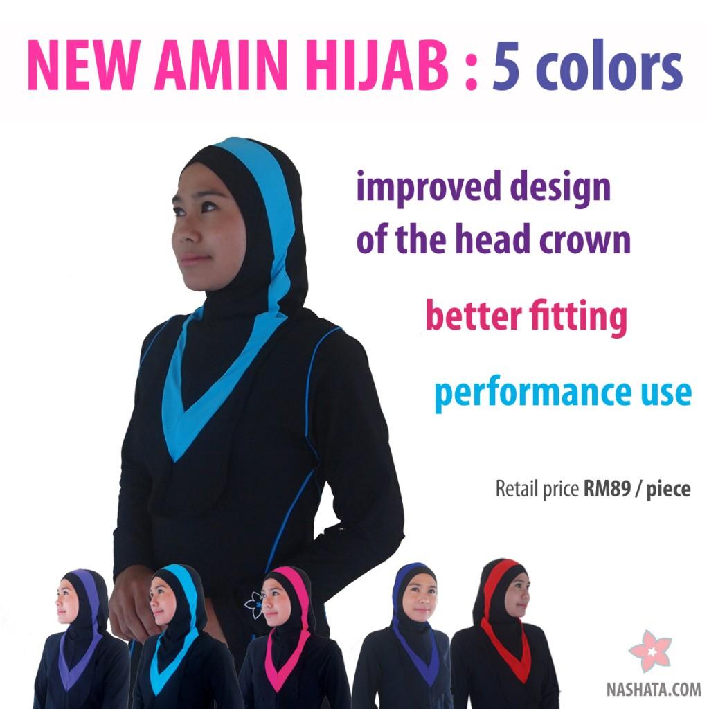 New Amin Hijab