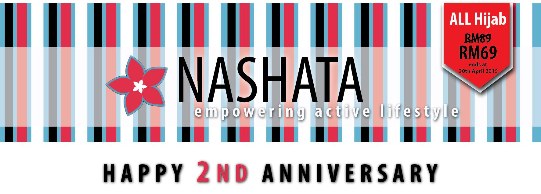 Nashata 2nd AnniversaryFinal
