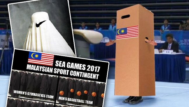 Suggested Modest SEA GAMES 2017 Attire