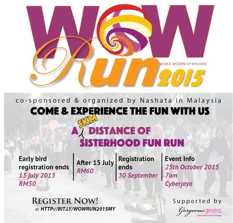 Wow Run 2015 Malaysia