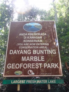 Dayang Bunting GeoForest Park