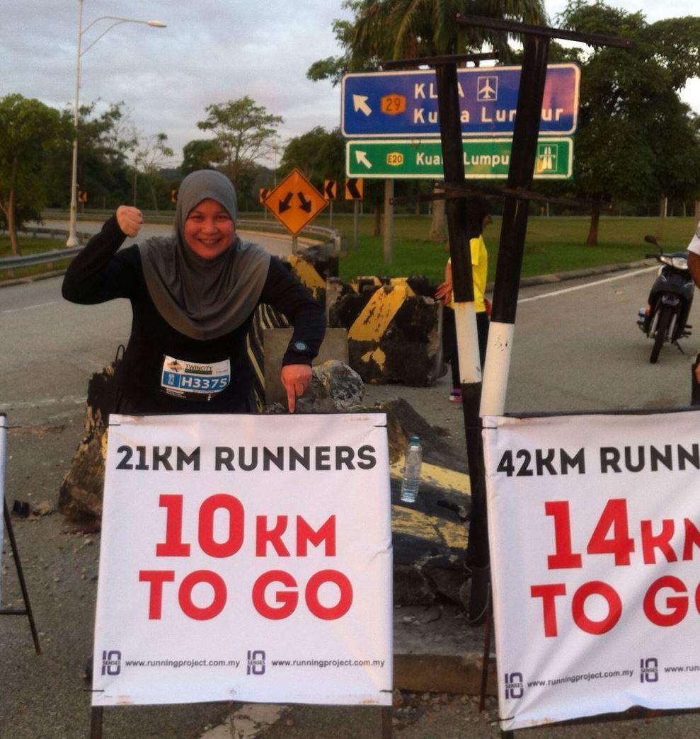 Run in Hijab Run