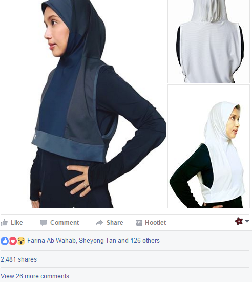 Hooda Hijab Viral