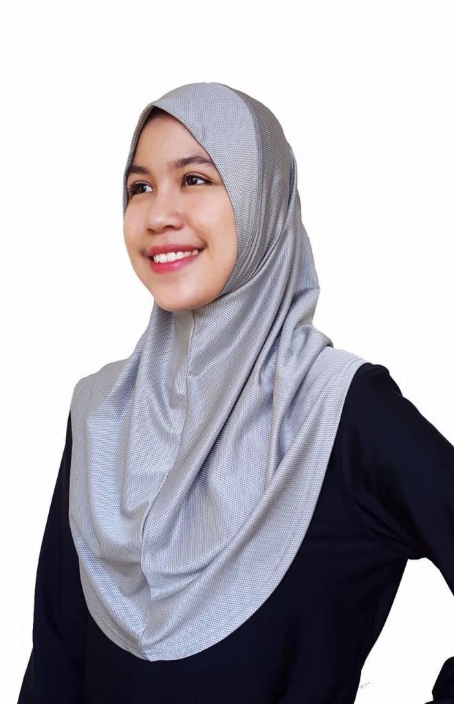 Long Sports Hijab