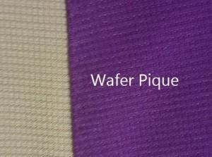 Wafer Pique