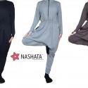 Nashata Modest Yoga Rompers