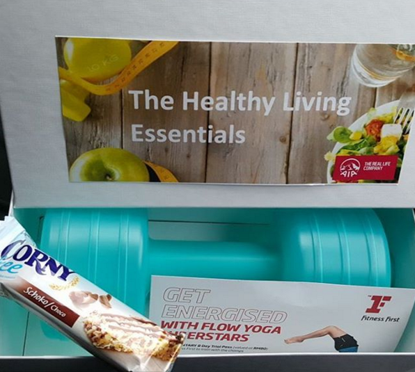 Healthy Living Essentials