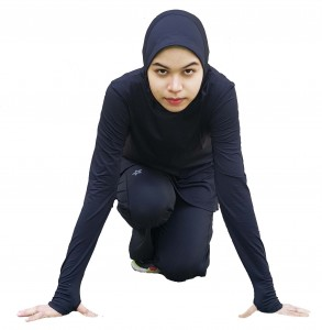 Competitive Sports Hijab