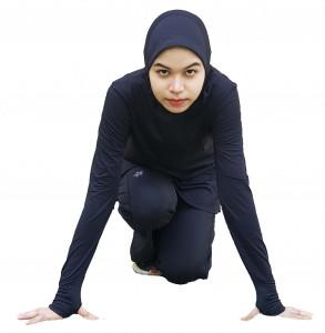 Competitive Sports Hijab