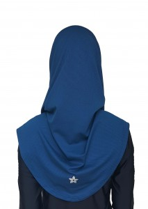 Oxford Blue Mumtaz Hijab