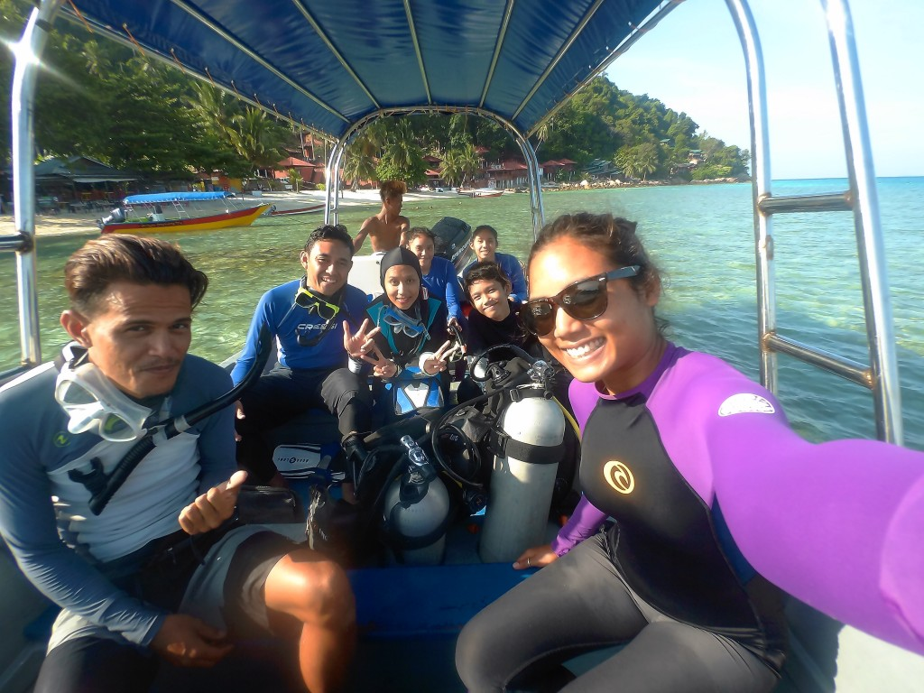 Open Water Dive 4