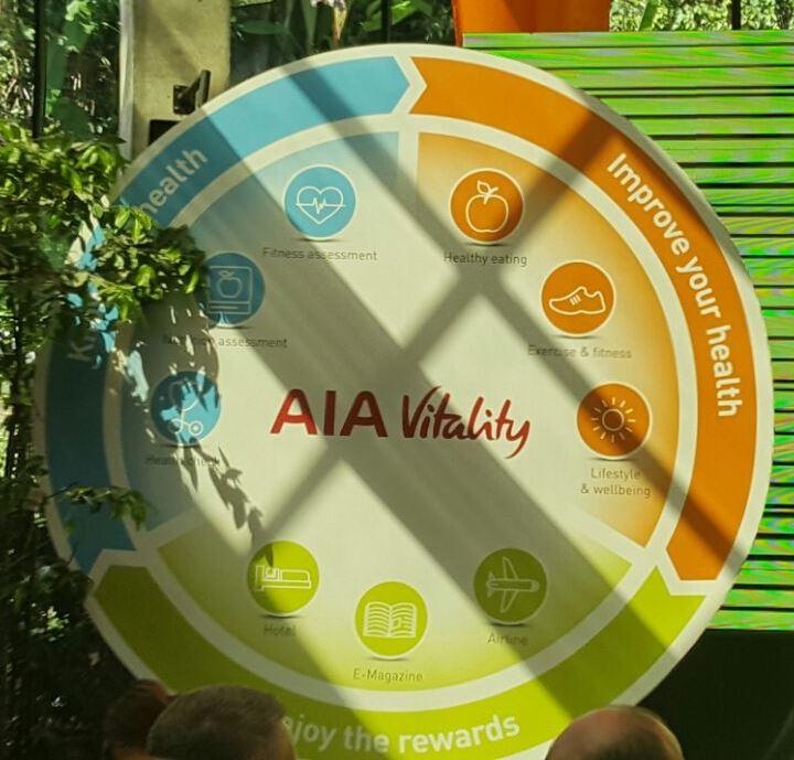 AIA Vitality Pillars