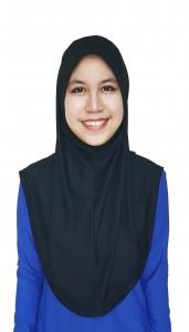 Black Mumtaz Hijab