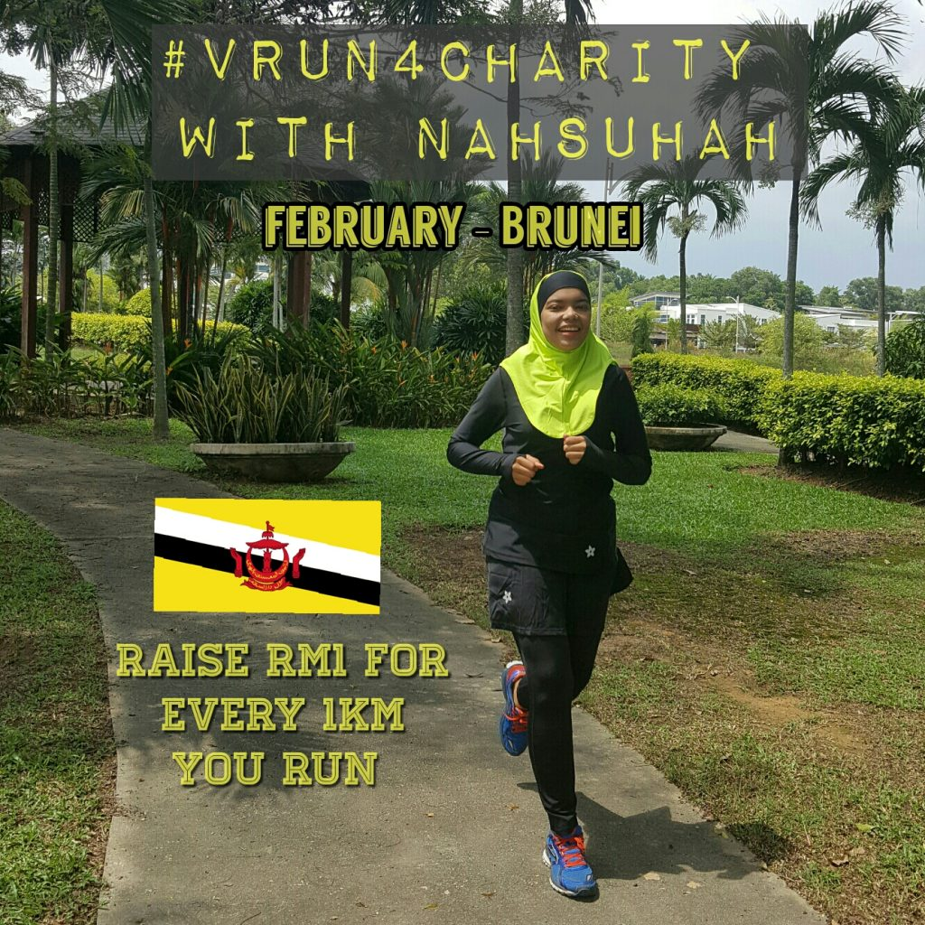 Virtual Run for Charity