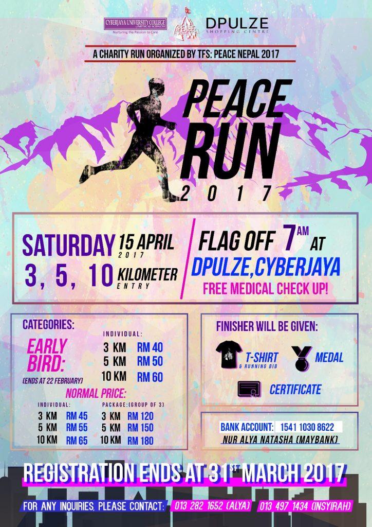 Peace Run 2017