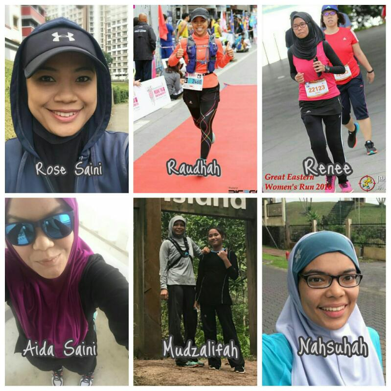 Nashata Runners and Running Sisters #nashatarun4charity