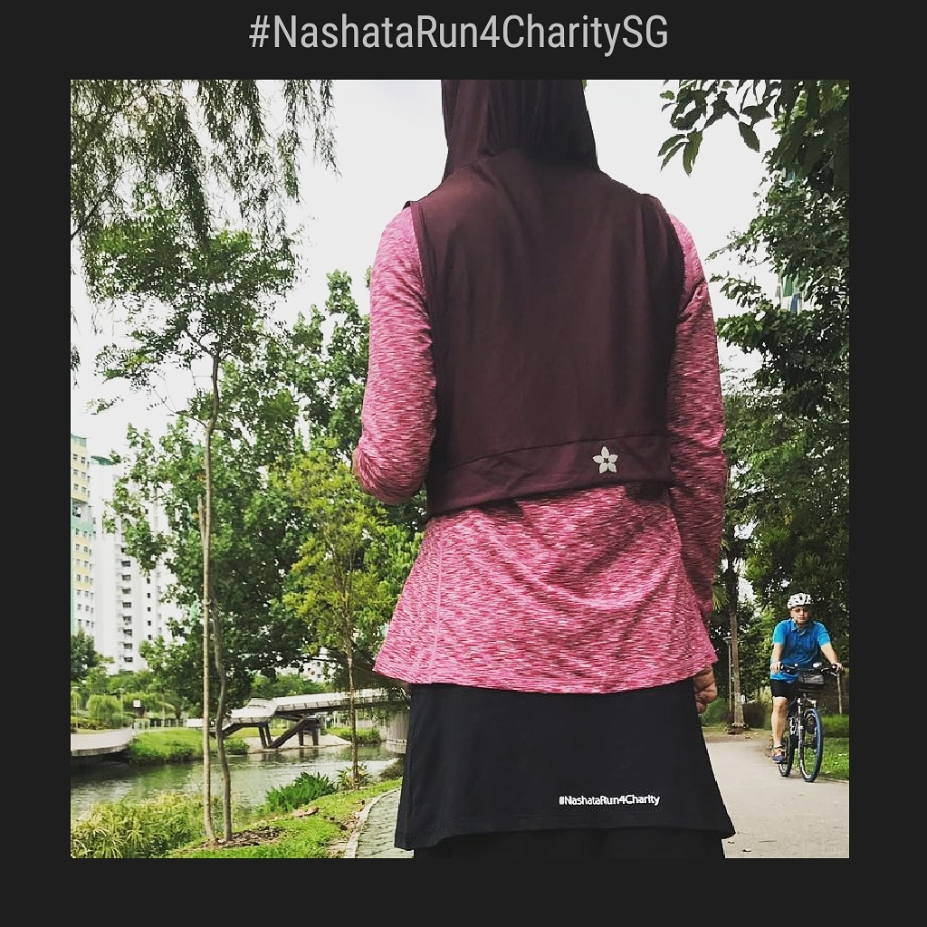 Nashata run 4 charity EZ Skirt