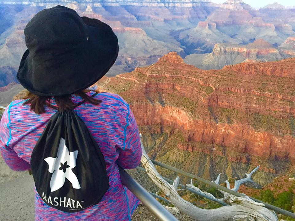 Travel Far in Nashata Athleisurewear