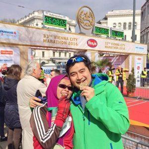 Vienna City Marathon Austria Runners
